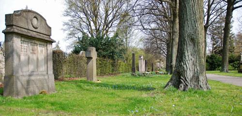 Stadtfriedhof Stöcken (© Friedrich Cordes Bestattungen)