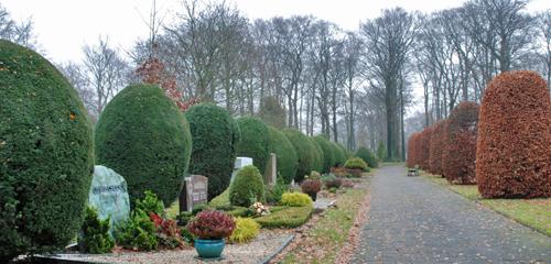 Stadtteilfriedhof Ahlem (© Friedrich Cordes Bestattungen)