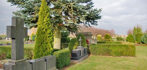 Friedhof Velber (© Friedrich Cordes Bestattungen)