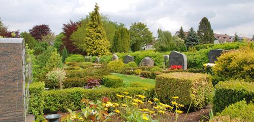 Friedhof Ronnenberg (© Friedrich Cordes Bestattungen)