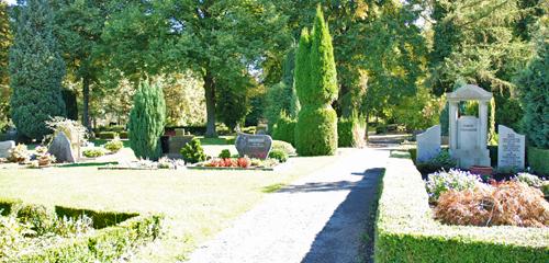 Friedhof Gehrden (© Friedrich Cordes Bestattungen)