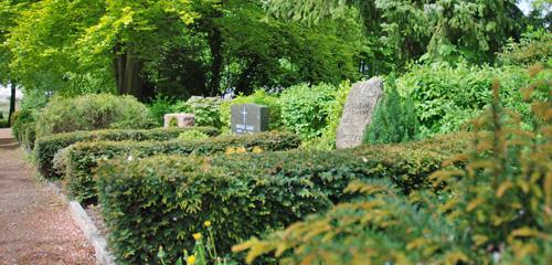 Die Friedhofverwaltung in Hannover hat die Digitalisierung schon vollzogen