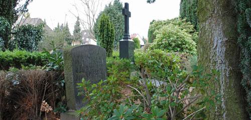 Friedhof Benthe (© Friedrich Cordes Bestattungen)