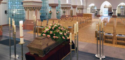 Kolumbarium Hl. Herz Jesu (© Friedrich Cordes Bestattungen)