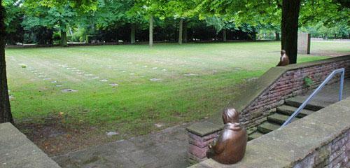 Stadtfriedhof Ricklingen (© Friedrich Cordes Bestattungen)