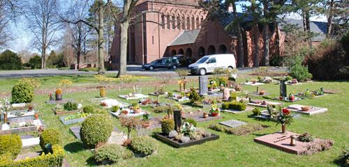 Stadtfriedhof Seelhost Hannover