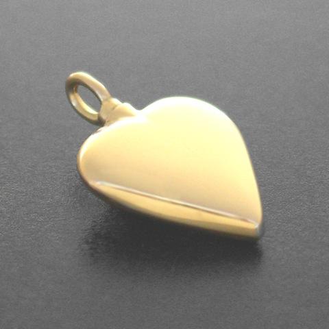 Amulette - Herz (gold)
