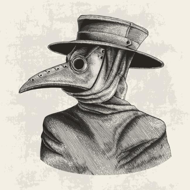 """""""Doktor Schnabel"""" - der Pest-Medicus"""