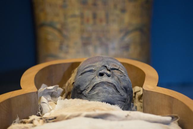 Aufwändig behandelte Mumien waren Teil des alten Totenkult der Ägypter.